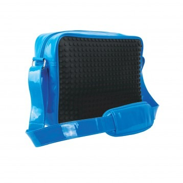 Messenger 02 - 160 large pixels - black/blue