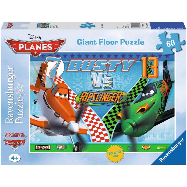 Ravensburger Disney Planes Helden van de lucht vloerpuzzel 60 stukjes