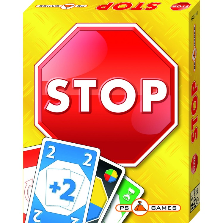 Image of PS Games STOP