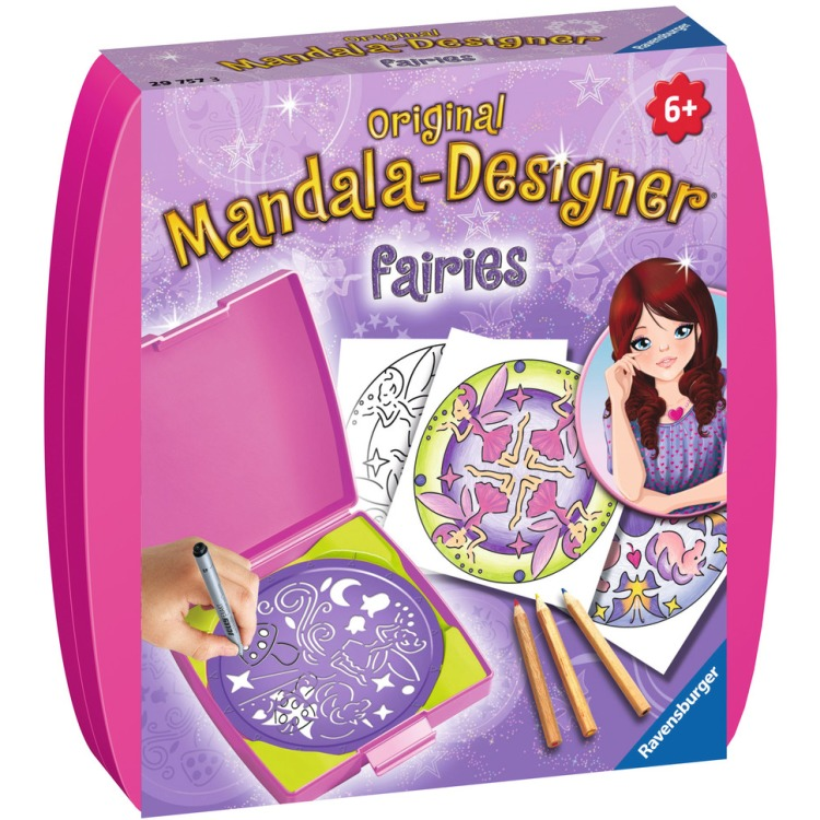 Ravensburger Mandala Designer Disney Fairies