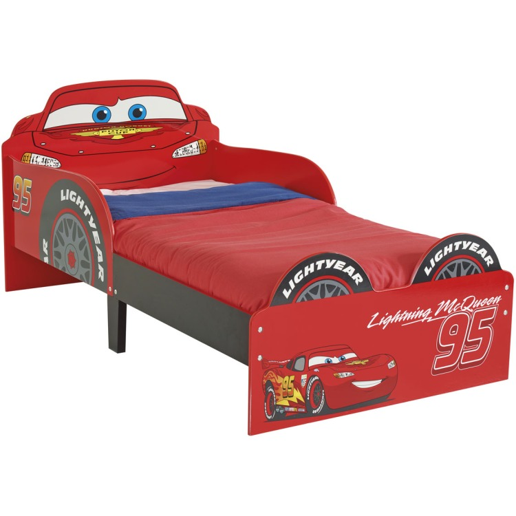Image of Bed Peuter Cars 143x77x64 Cm