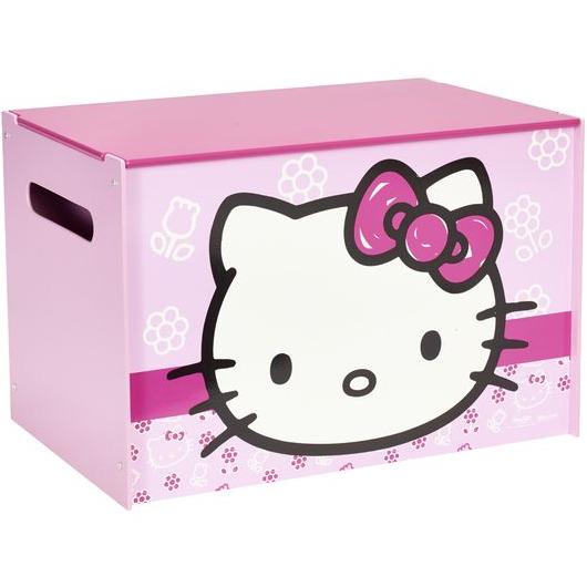 Hello Kitty Speelgoedkist