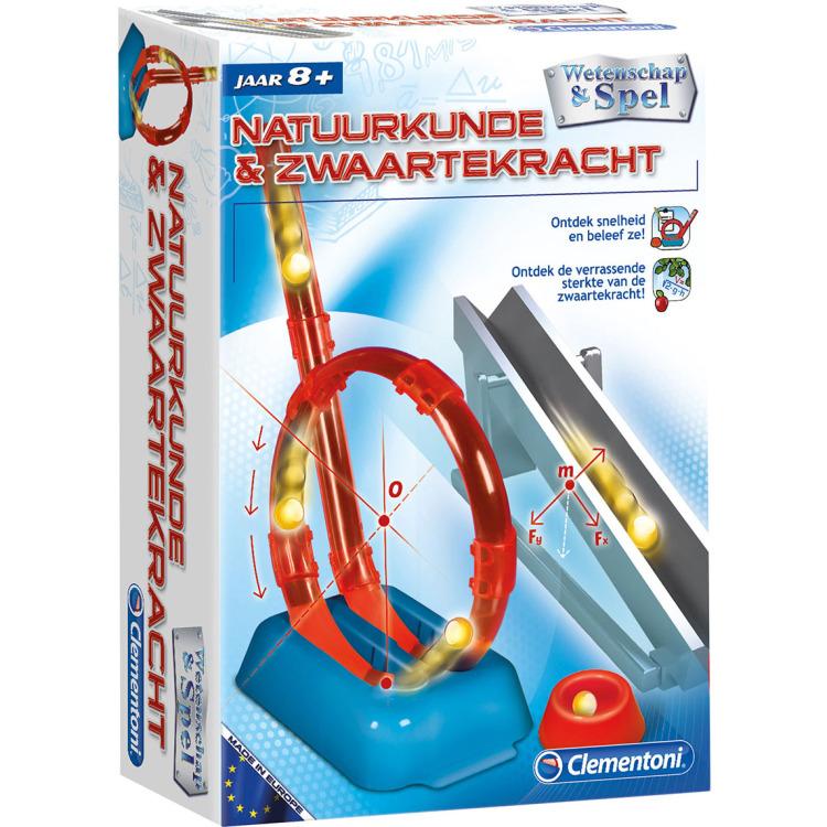 Image of Clementoni Wetenschappelijk eZwaartekracht Speelkit 8+