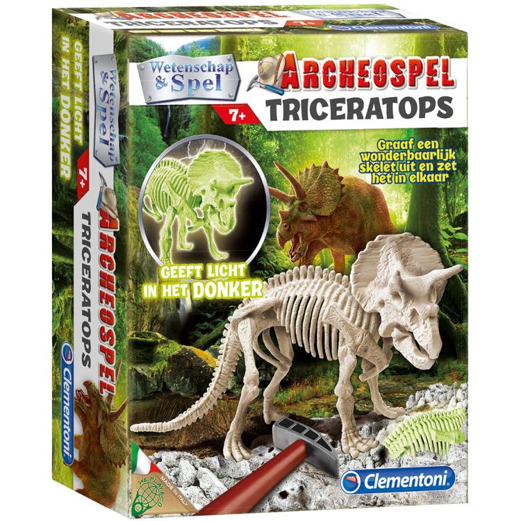 Image of Archeospel Triceratops Fluor7+