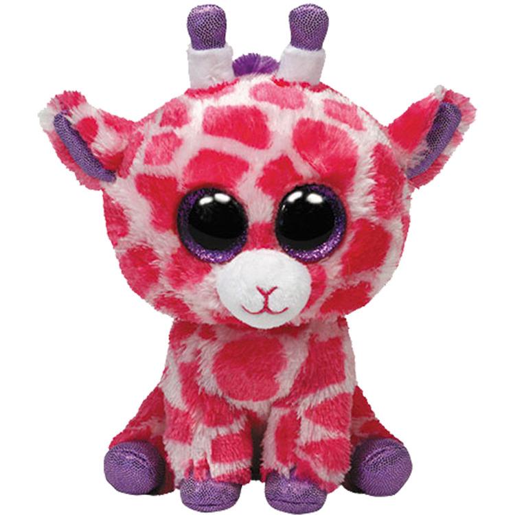 Ty Twigs Giraffe roze