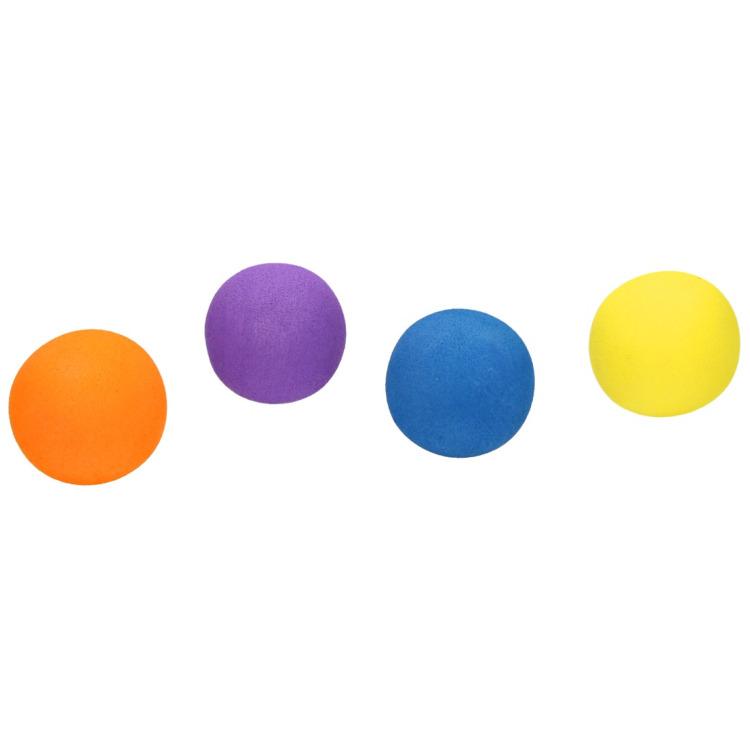 Image of Gekleurde Kinderhonkballen, 4st.