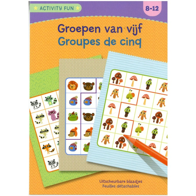 Image of Activity Fun - Groepen Van Vijf