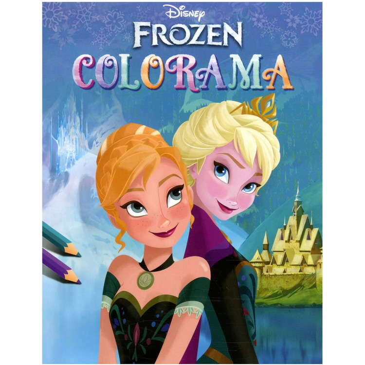 Image of Disney Frozen Colorama