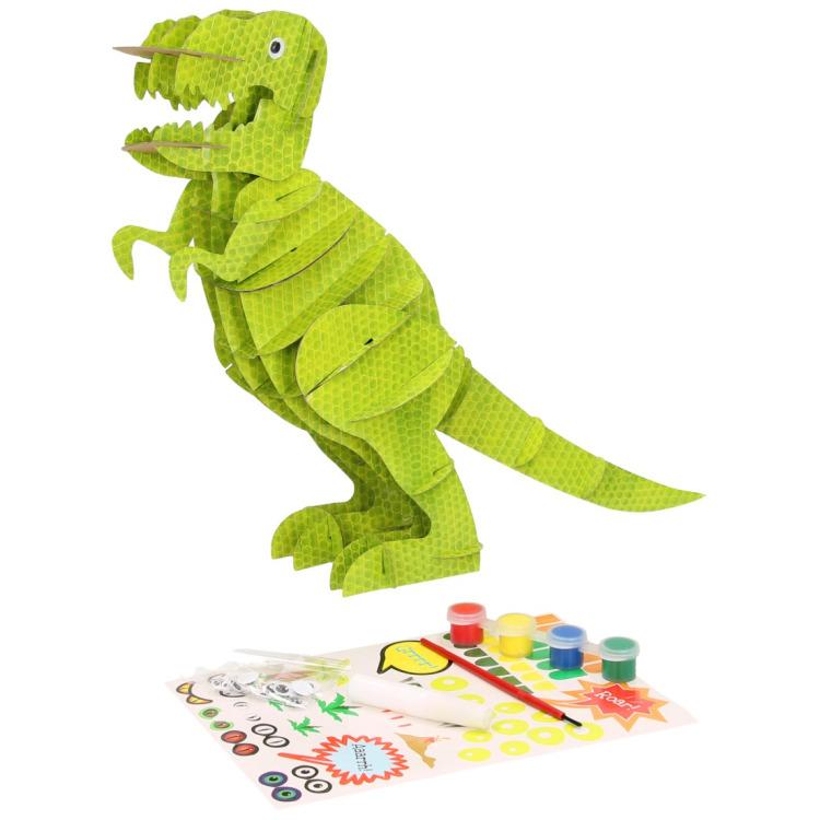 Image of 3D Bouwpakket Dino