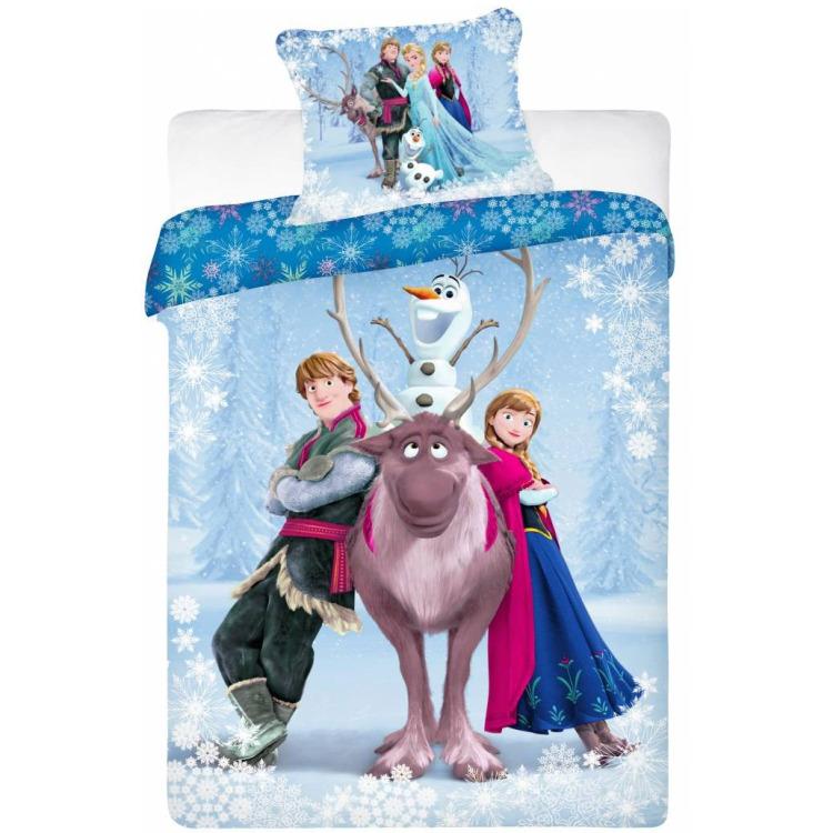 Image of Dekbed Frozen: Group Ii 140x200/70x90 Cm