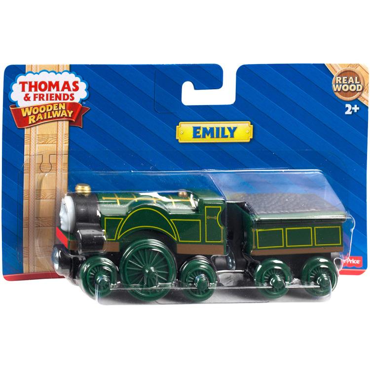 Thomas De Trein Emily Locomotief Hout