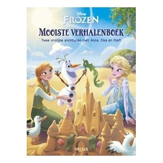 Image of Disney Frozen - Mooiste Verhalenboek