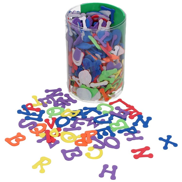 Image of Foam Stickers - Letters