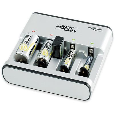 ANSMANN Batterij CONSUMABLES Voeding Batterij Batterij