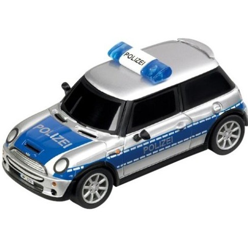 Carrera Go Mini Cooper S 'Politie Duitsland'