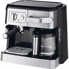Image of De'Longhi BCO420.1 Combi Espresso & Koffiezetapparaat