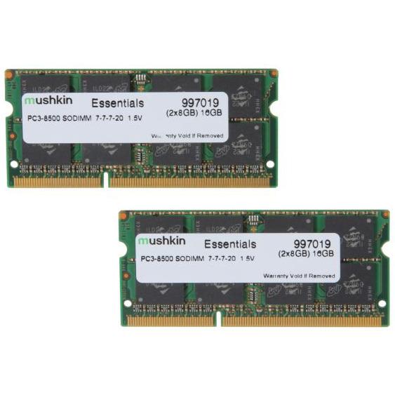 Image of 16 GB DDR3-1066 Kit