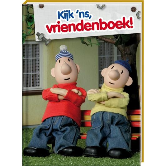 Image of Vriendenboek Buurman En Buurman