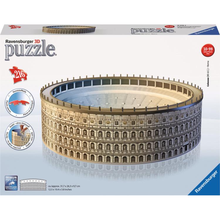 Ravensburger 3D puzzel Colosseum