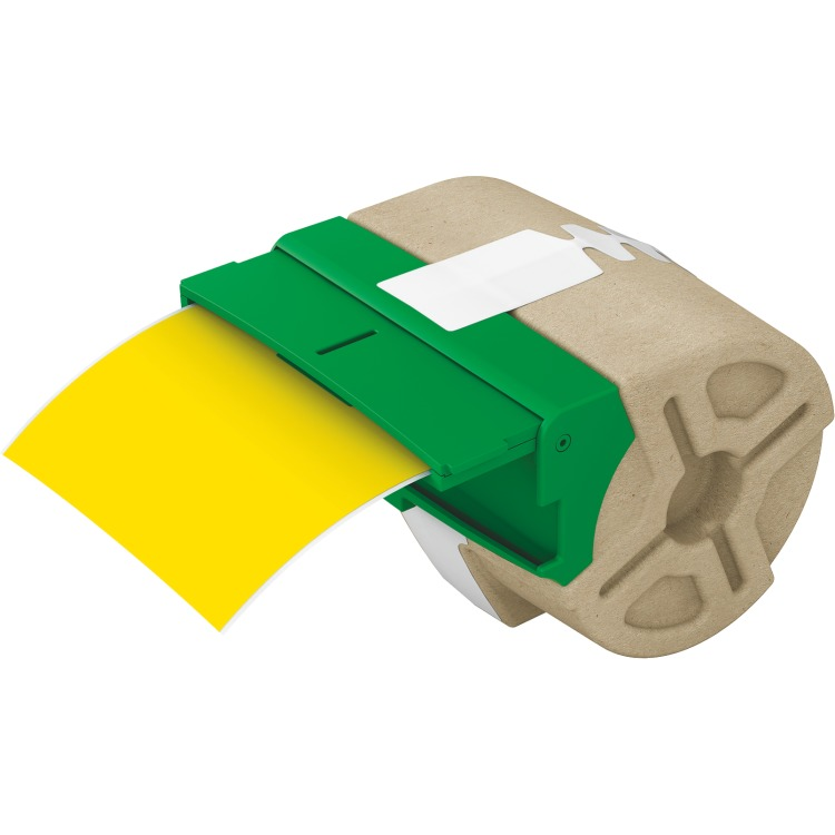 Leitz Icon cartridge - Geel plastic tape / breedte tot 88mm