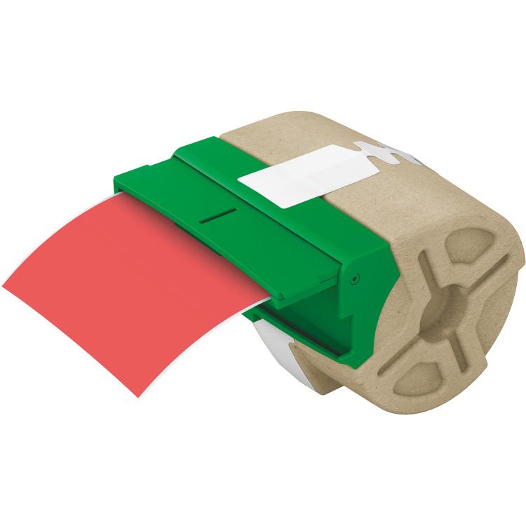 Leitz Icon cartridge - Rood plastic tape / breedte tot 88mm