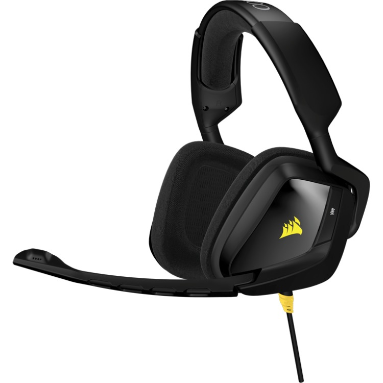 Image of Corsair Gaming VOID Stereo Gaming Headset Black PC/Mac