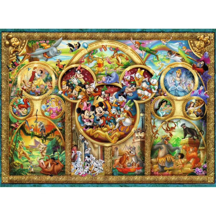 Ravensburger puzzel Disney familie 500 stukjes