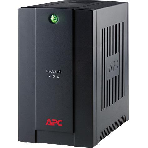Image of APC Back-UPS 700VA, 230V, AVR, IEC