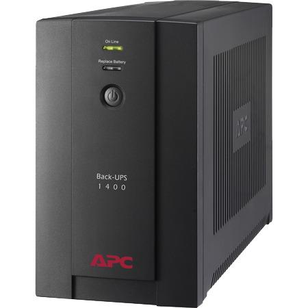 APC BACK-UPS 1400VA 230V AVR Schuko (BX1400U-GR)