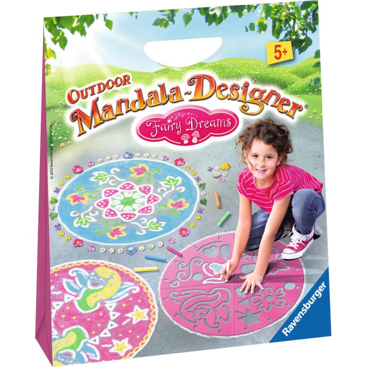 Image of Outdoor Mandala-Designer Fairy Dreams