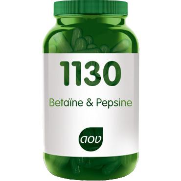 Image of 1130 Betaïne & Pepsine, 120 Vegacaps