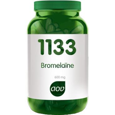 Image of 1133 Bromelaïne, 30 Vegacaps
