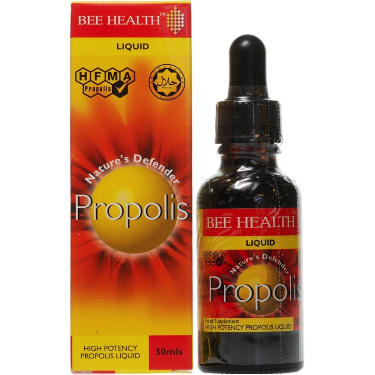 Image of Propolis Druppels, 30 Ml
