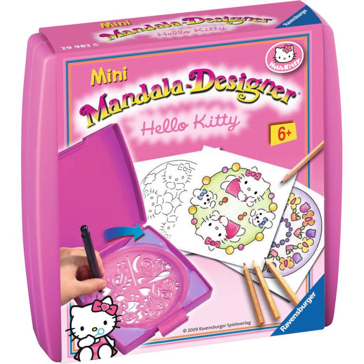 Image of Mini Mandala-Designer Hello Kitty