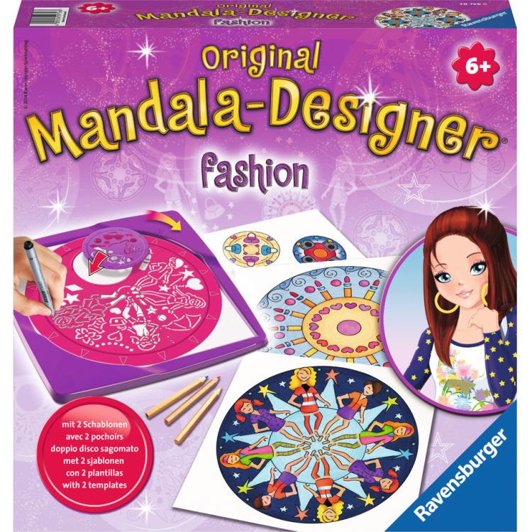 Image of 2in1 Mandala-Designer Fashion