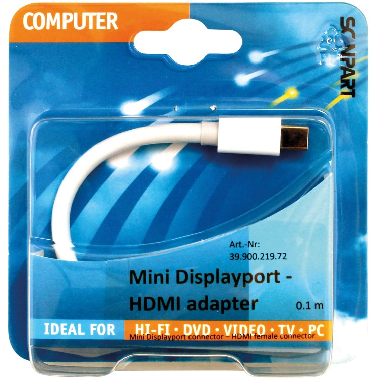 Adapt Mini Displayport Hdmi