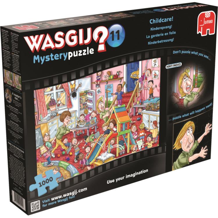 Jumbo Wasgij puzzel Mystery 1000 stukjes
