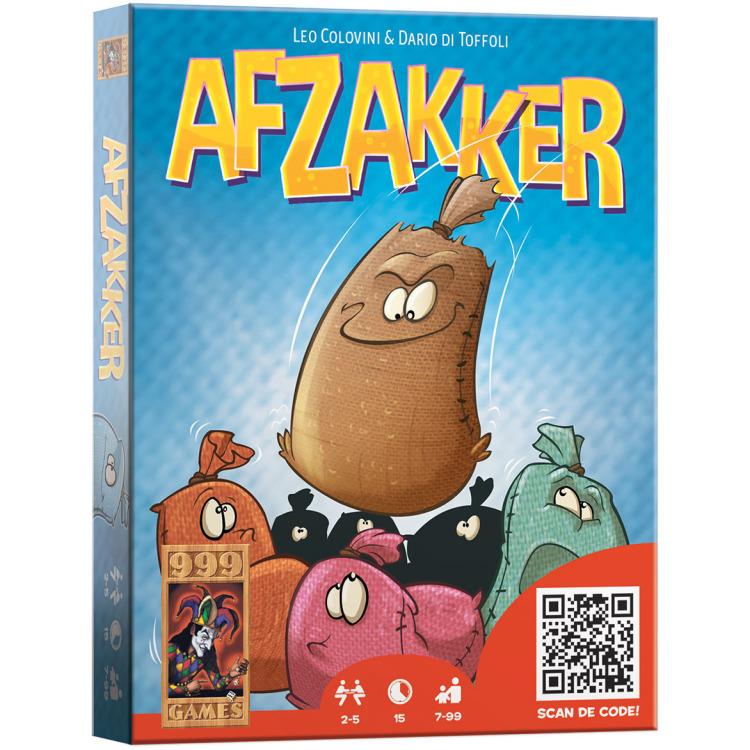 Image of Afzakker
