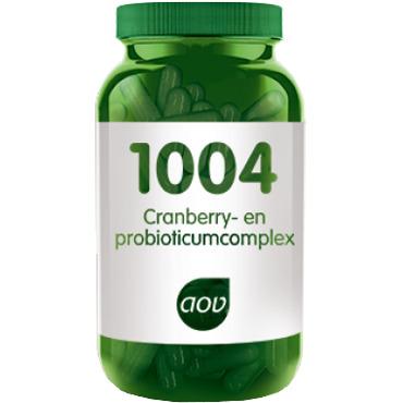 Image of 1004 Cranberry- En Probioticumcomplex, 60 Vegacaps