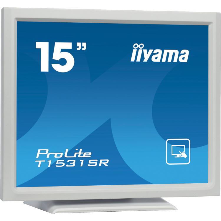 iiyama T1531SR-W3-15 LED Touch Screen (T1531SR-W3)