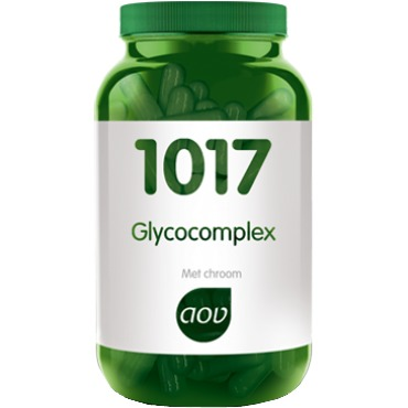 Image of 1017 Glycocomplex, 60 Vegacaps