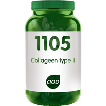 Image of 1105 Collageen Type II, 90 Vegacaps