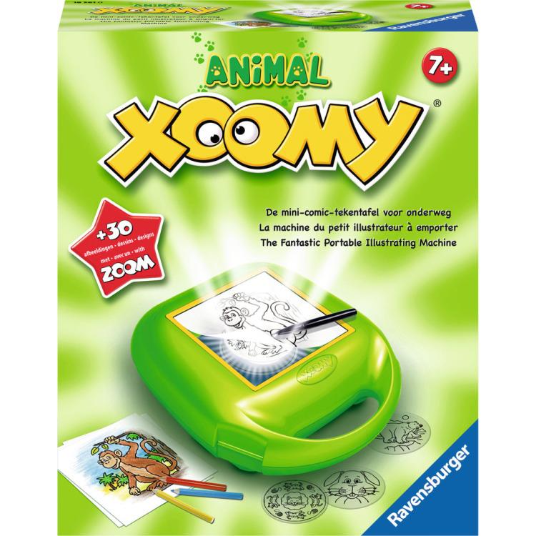 Image of Ravensburger Xoomy Animals tekenmachine