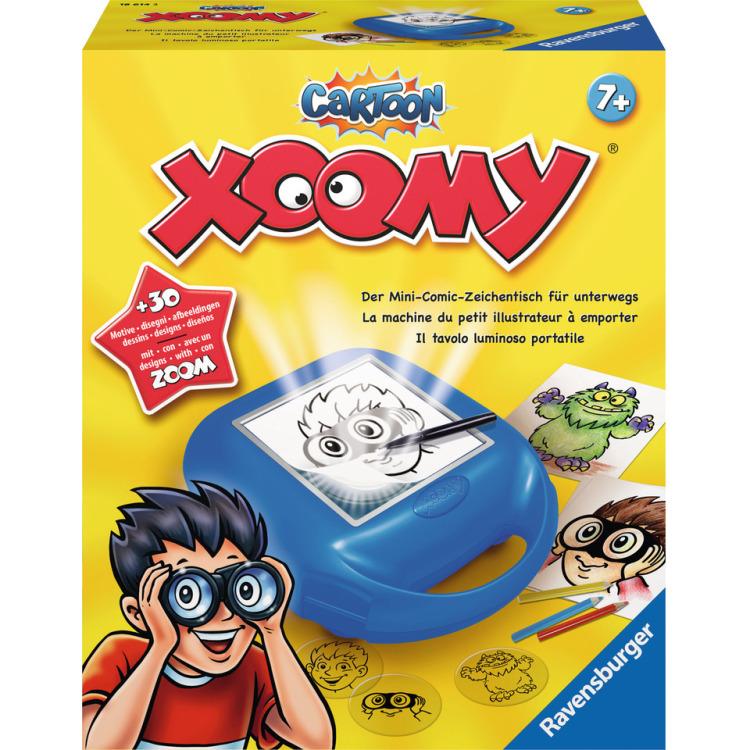 Ravensburger Xoomy Compact Cartoon