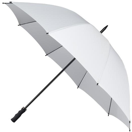Falcone Windproof Golf- Paraplu Extra Sterk Wit