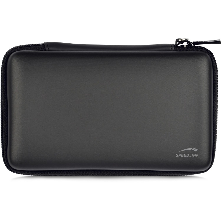 Speedlink Caddy Protection - Zwart (3DS XL + DSi XL)