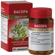 Image of Arkocaps Bacopa, 45 Capsules