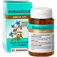 Image of Arkocaps Borageolie, 45 Capsules