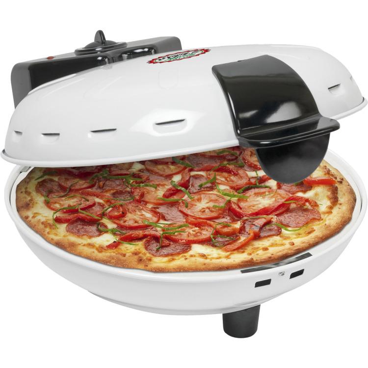 BESTRON DLD9036 Pizzaoven Wit kopen