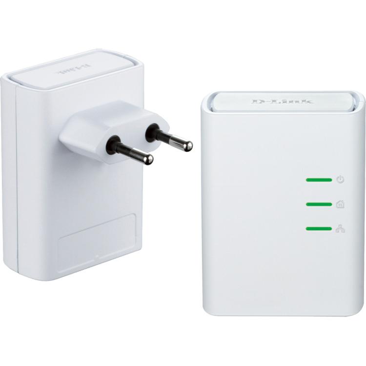 D-LINK PLC (PowerLine Communication) Computers & Accessoires - Draadloos netwerk - PLC (PowerLine Communication) - PLC (PowerLine Communication)